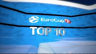 7DAYS EuroCup Regular Season Round 2 Top 10 Plays