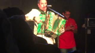 LOS ALEGRES DEL BARRANCO @ EL  POTRERO NIGHT CLUB 2014