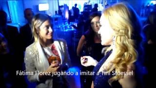 Fátima Florez imita en público a Tini Stoessel by MundoNorte.com.ar