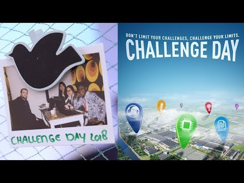 Challenge Day 2018 | Saxion University of Applied Sciences