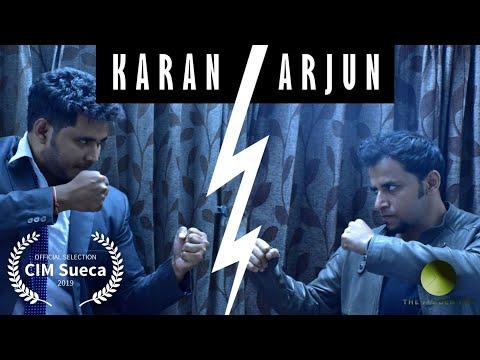 KARAN ARJUN - Prologue | Action Web Series