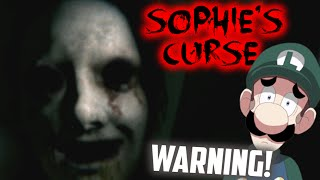 WARNING! THIS WILL LITERALLY MAKE YOU JUMP OFF YOUR CHAIR! SOPHIE'S CURSE