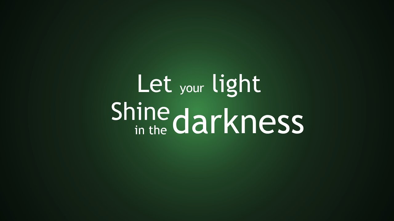 Download Let Your Light Shine In The Darkness - New Scottish Hymns