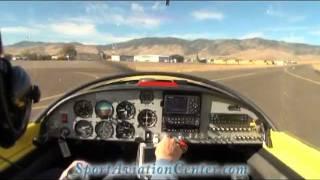 Paul Hamilton checklist, takeoff, turns, stall, landing in Zodiac 601/650 light-sport airplane