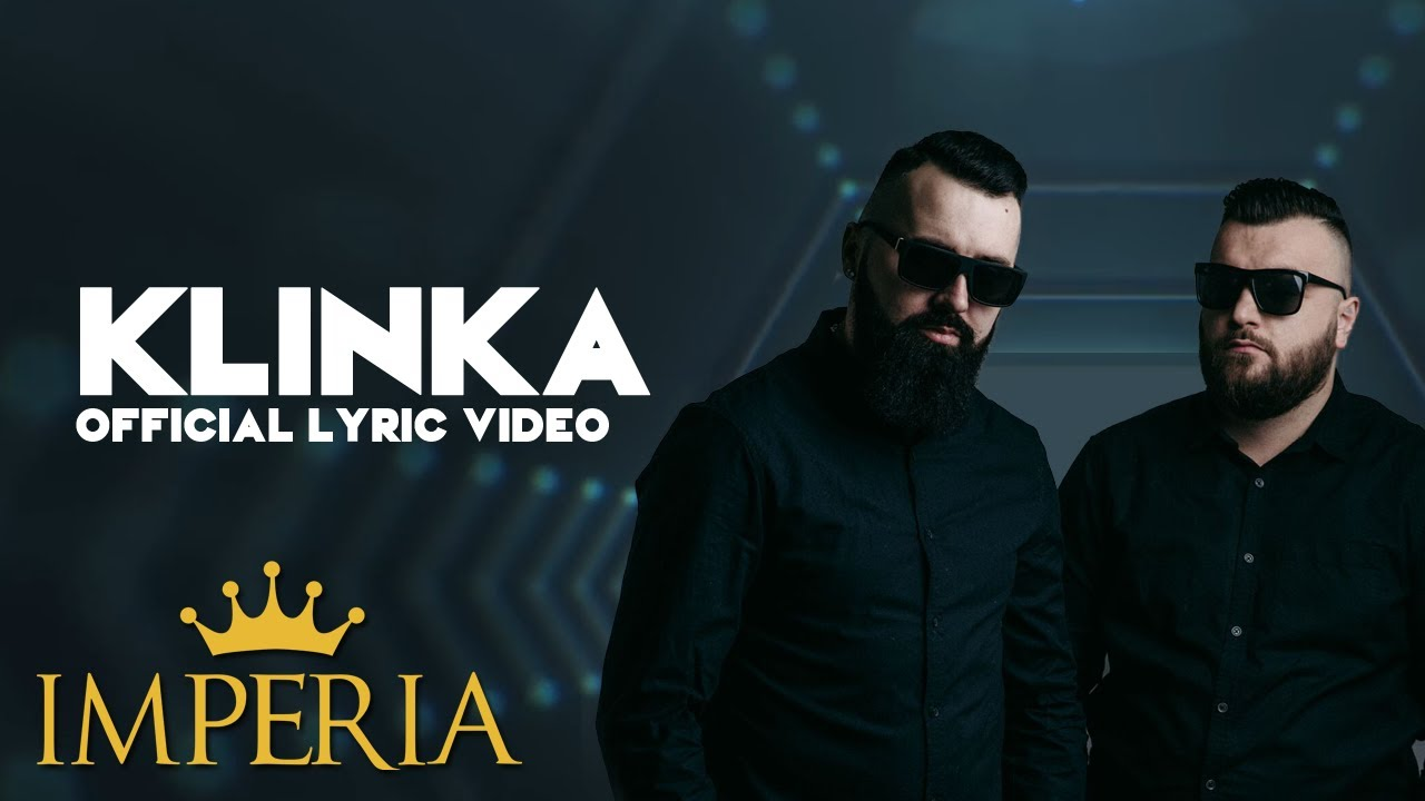 Jala Brat x Buba Corelli - Klinka (Official Lyric Video) #1