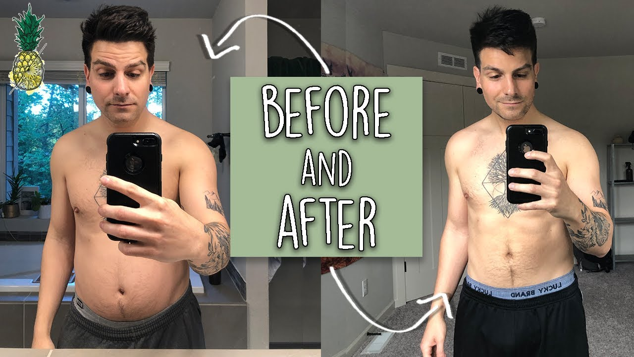 What Happened When I Stopped Eating Junk Food for 30 Days | Weight Loss Transformation