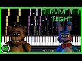 IMPOSSIBLE REMIX Five Nights At Freddy S 2 Survive The Night MandoPony mp3