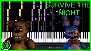 impossible remix five nights at freddy s 2 survive the night mandopony
