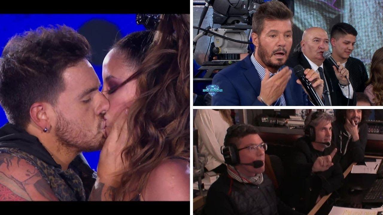 """Fotos Desnudas De Lourdes Sanchez fede bal, sobre el beso a lourdes sánchez: """"para qué me"""