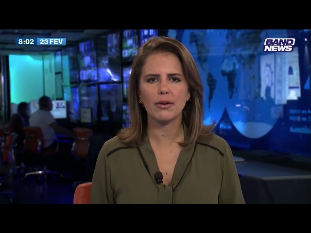 Vanessa Cochi - Band News HD 1080p