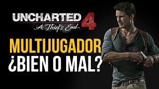UNCHARTED 4: Multiplayer ¿BIEN o MAL? Lo hemos jugado!