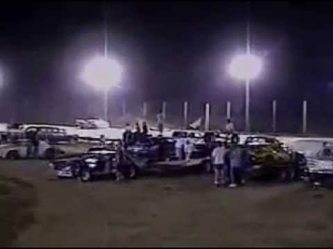 # 14  Holman Wins Late Model 2001 Adrian Speedway.