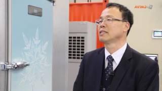 [HARFKO 2017 영상] 국내 산업용 냉장고 전문…