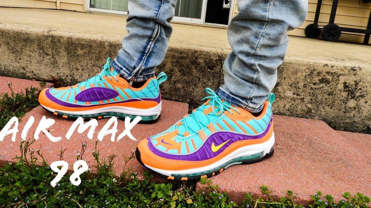 air max 98 cone
