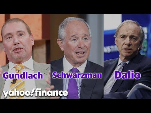 Billionaires Dalio, Gundlach,