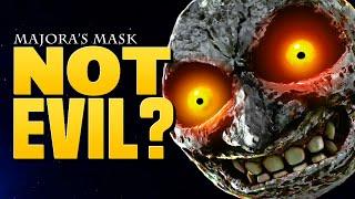 What is Majora s Mask s Moon Zelda Theory