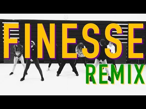 Finesse Remix - Bruno Mars Ft Cardi B | Chris Clark Choreography | CC Dance Series | Episode 2