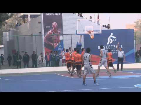 IIT Meet 2016 Basketball  QF2 (Kanpur Vs Bombay)
