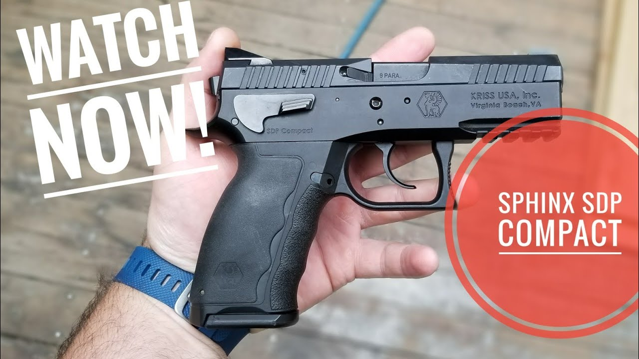 KRISS SPHINX SDP COMPACT - Brief Review of functionality and opinion
