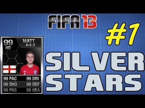 FIFA 13 Ultimate Team - SILVER STARS - Part 1