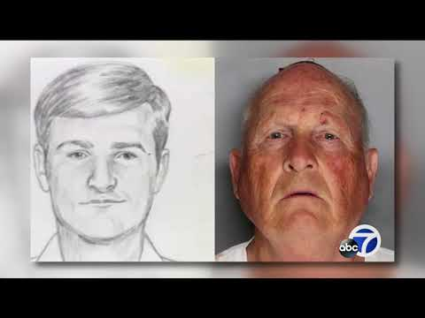 'Golden State Killer' suspect to be arraigned on Friday