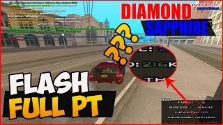 СДЕЛАЛ FLASH FULL PT НА DIAMOND RP ( Diamond rp Sapphire #70 )