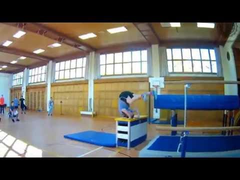 Target Freerunning School - Best of - Training im Zeichen der WM [2015]