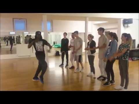 Freestyle & Battle Training   Streetdance Center Salzburg