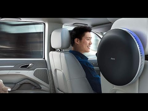 IQAir [Atem Car Air Purifier [HyperHEPA Filter] Portable