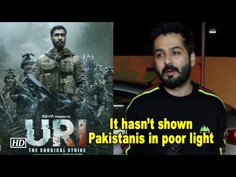 'Uri' hasn't shown Pakistanis in poor light: Director Aditya Dhar Mp3