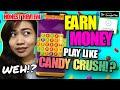 EARN MONEY | PLAY LIKE CANDY CRUSH!? | Bitcoin Blast Honest Review