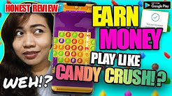 EARN MONEY | PLAY LIKE CANDY CRUSH!? | Bitcoin Blast Honest Review