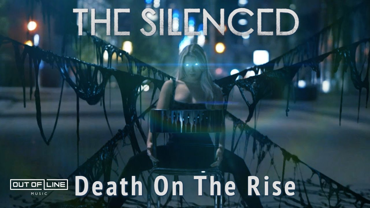 The Silenced - Death On The Rise (Official Music Video)