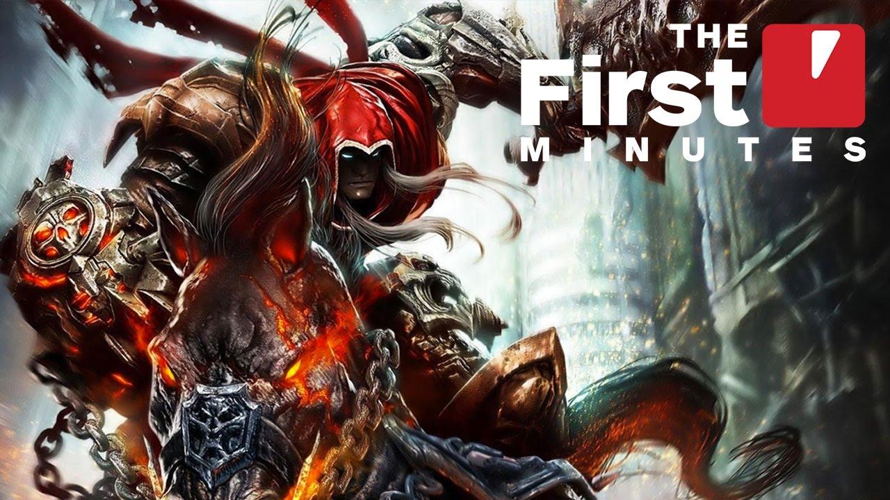 Купить Darksiders Warmastered Edition (full Steam)