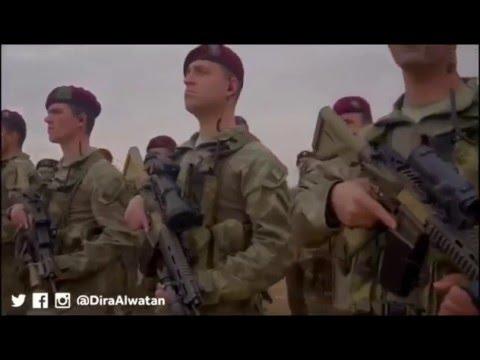 muhteşem islam ordusu klibi diriliş jenerikli hd  bordo bereliler en önde