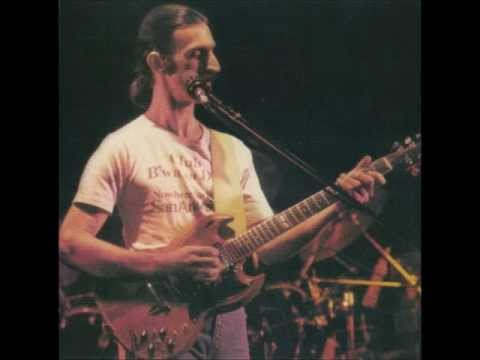 Frank Zappa The 1984 Barcelona concert (radio broadcast)