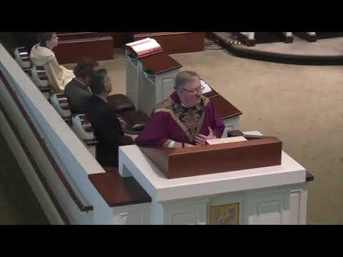 The Challenge of Lent, Fr  Edward Healey