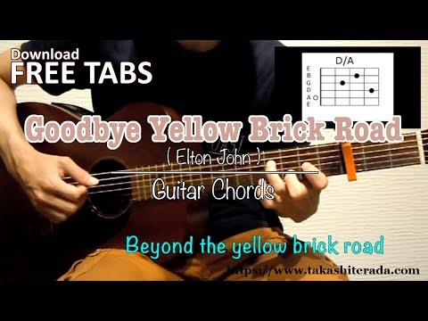 74 Mb Goodbye Yellow Brick Road Chords Free Download Mp3
