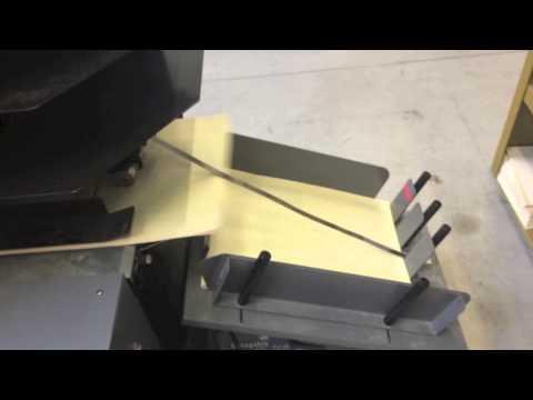 Imprimerie IBG - Assemblage Autocopiant