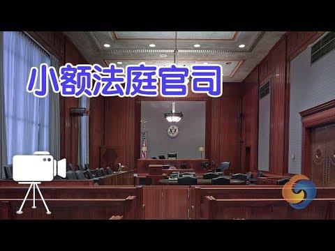 如何在美国上小额法庭打官司? 法律讲堂:Small Claims Court