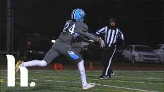 Game Replay: Lancer Football falls to Olathe North 77-49 in highest-scoring game in East history