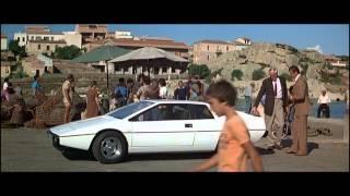 """Palau, porto commerciale, 1976 - Sequenza tratta dal film """"007 La spia che mi amava"""""""