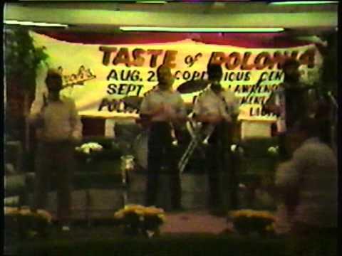 Marion Lush at Taste Of Polonia 1985 - Chicago - Coperincus Center - Medley - Polka Music - Polkas