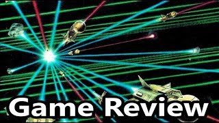 Beamrider Intellivision Review - The No Swear Gamer Ep 524