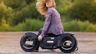 Обзор нового Wheelman King 63cc