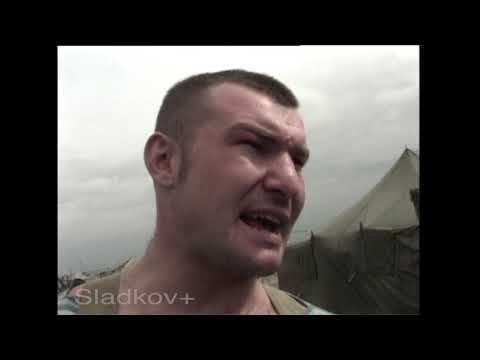 Кавказ   2000 Легендарный 56 й ДШП уходит на работу