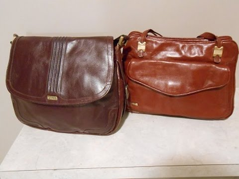 80dddf01ce 70s Vintage Handbags - YouTube