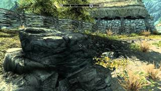 the elder scrolls v skyrim official high resolution texture pack gameplay ultra pc