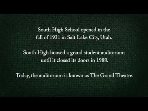 History of The Grand Theatre in Salt Lake City