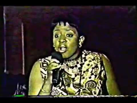 "BET on Jazz ""Betty Carter Live"" singing Melvin Rhyne's ""It's Love"""